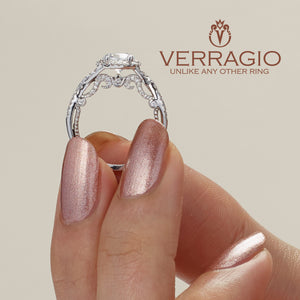 Diamond Engagement Ring Verragio Insignia Collection 7070R 1.45ctw