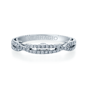 Diamond Wedding Band Verragio Insignia Collection 7070W 0.30 ctw