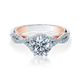 Diamond Engagement Ring Verragio Insignia Collection 7091R-2WR 1.40ctw