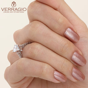Diamond Engagement Ring Verragio Renaissance Collection 901R7 1.30ctw