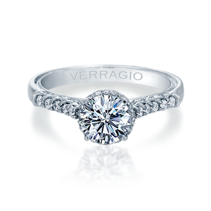 Diamond Engagement Ring Verragio Renaissance Collection 916R7 1.40ctw