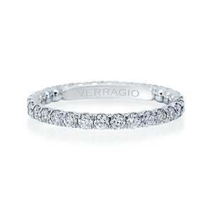 Diamond Wedding Band Verragio Renaissance Collection 952W20 0.90 ctw