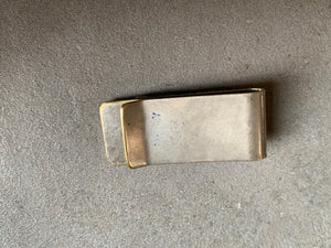 Fred Harvey Era Eagle Money Clip