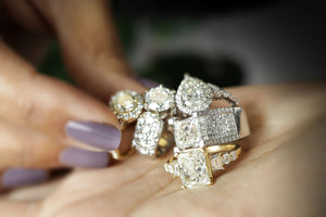 4 ctw Diamond Engagement Ring