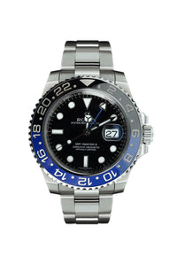 "Rolex GMT II ""Batman"" 116710BLNR"