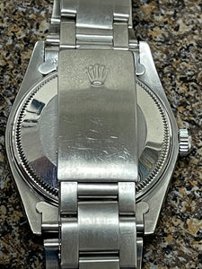 Pre-Owned Rolex Date Stainless Steel 15000