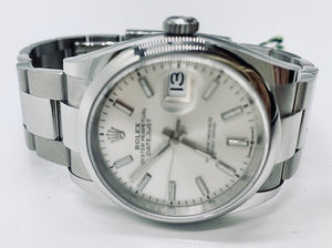 Pre-Owned Rolex DateJust 126200 Stainless Timepiece