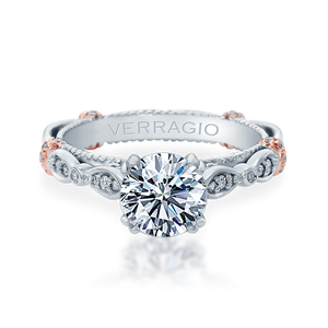 Diamond Engagement Ring Verragio Parisian Collection DL-100 1.20ctw