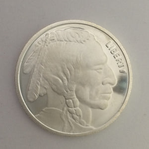 1 ozt .999 Generic Silver Coin