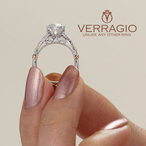 Diamond Engagement Ring Verragio Parisian Collection 1.35 ctw