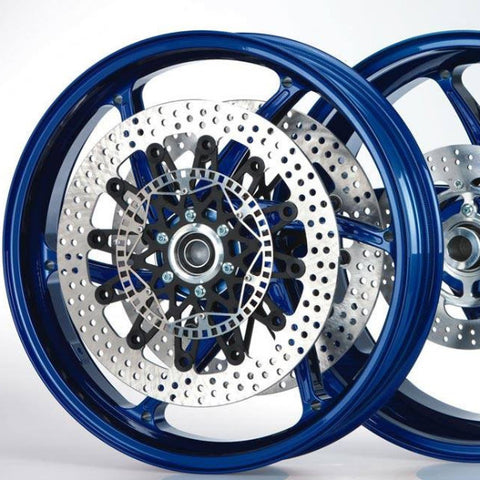 Magnesium Racing 6-Spoke PVM Wheel Set BMW S1000 RR (2012-, 2015-)