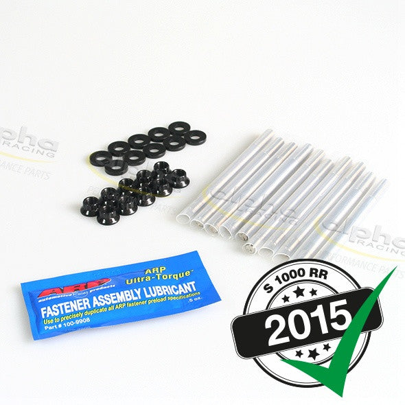 alpha Racing Cylinder Head Stud Kit BMW S1000RR (2010-, 2015-)