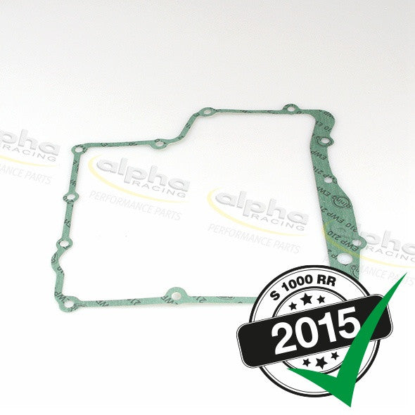 alpha Racing WSBK Oil Pan Gasket BMW S1000RR (2010+, 2015+)  Part Number: 1113A090A00-01