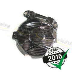 alpha Racing Carbon Alternator Cover BMW S1000 RR/HP4 (2010-, 2015-)