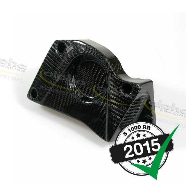 alpha Racing Carbon Sprocket Cover BMW S1000RR (2010-, 2015-)