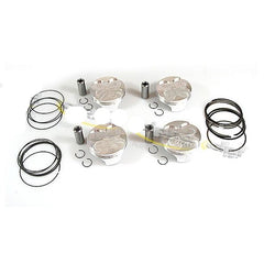 alpha Racing High Comp Piston Set BMW S1000RR, HP4 (2010+, 2015+) Part Number: 1125A085A00-01
