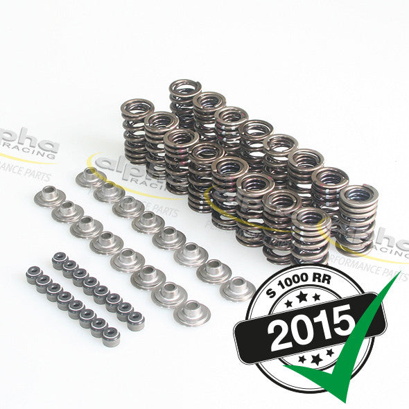 alpha Racing Valve Spring V4 Kit BMW S1000RR (2010-, 2015)
