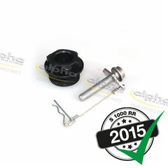 alpha racing Oil Filler Plug Kit BMW S1000RR/HP4 (2010-, 2015-)