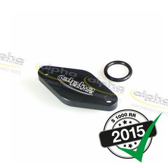 alpha Racing SAS Airbox Cover Plate BMW S1000RR/HP4 (2010-, 2015-)