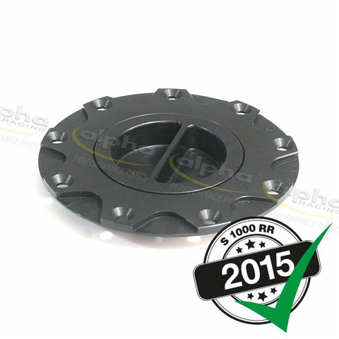 alpha Racing Fuel Cap 23.5L BMW S1000RR/HP4 (2010-, 2015-)