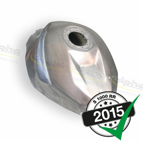 alpha Racing Aluminum Fuel Tank 23.5L BMW S1000 RR (2010-, 2015-)