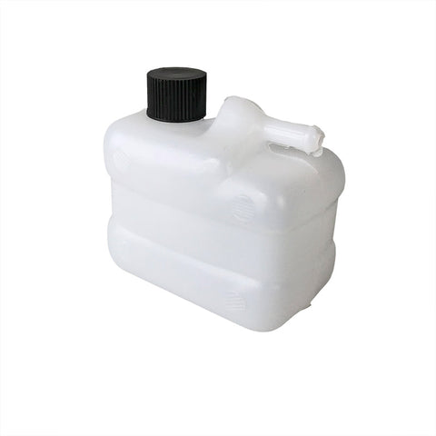 alpha Racing Poly Expansion Tank for Radiator/Fuel System 180 ml. BMW S1000RR