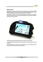 alpha Racing Plug & Play Color Dashboard/Datalogger/GPS Timer BMW S1000RR