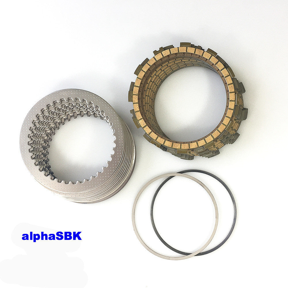 alpha SBK Clutch Plates and Discs Kit, BMW S1000RR/HP4/R/XR Part Number:  21217715306-01