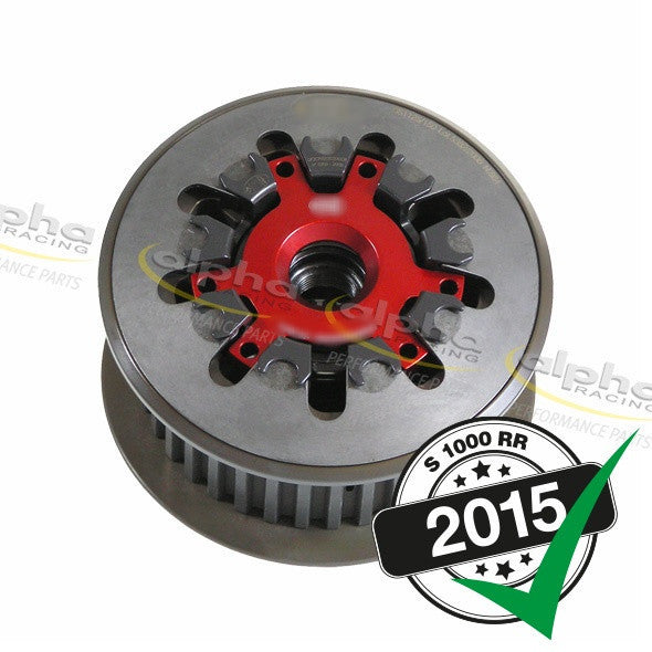 alpha Racing Slipper Clutch BMW S1000 RR/HP4 (2010-, 2015-)