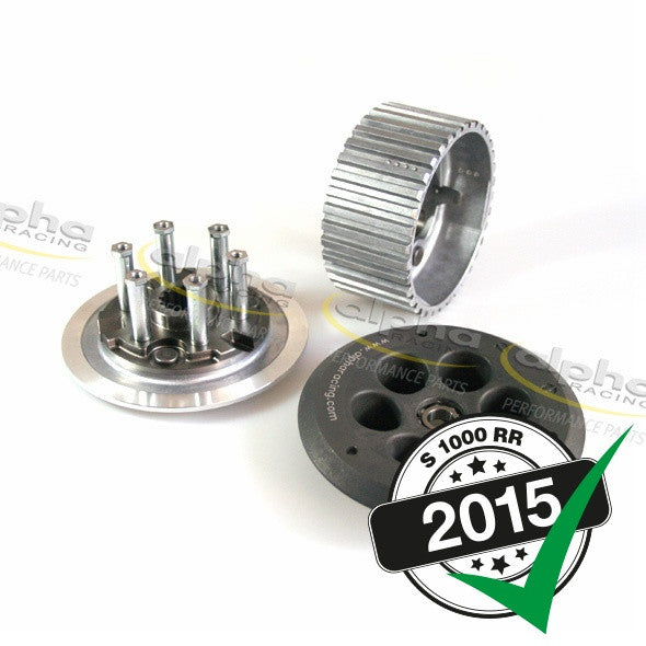 alpha Racing Modified OEM Clutch BMW S1000 RR/HP4 (2010-, 2015-)