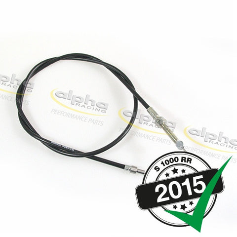 alpha Racing Clutch Cable BMW S1000RR/HP4 (2010-, 2015-)