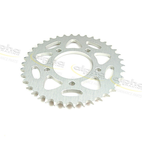 alpha Racing Aluminum Rear Sprocket T43 (520) OZ/Marchesini BMW S1000RR