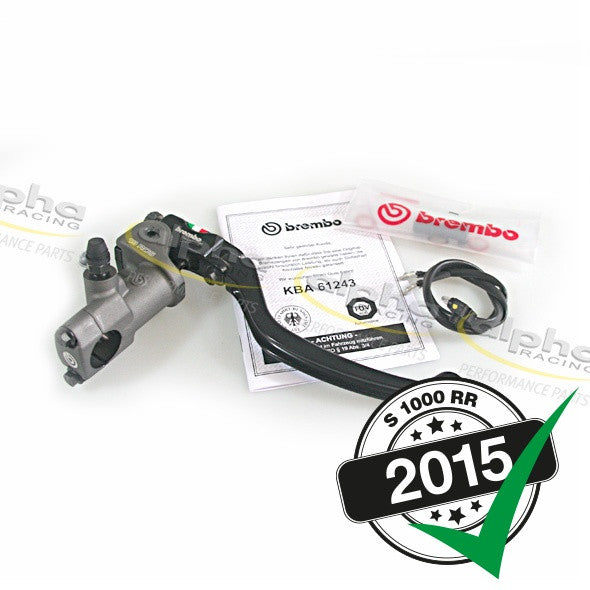 Brembo Radial Master Cylinder 19RCS BMW S1000RR (2010-, 2015-)