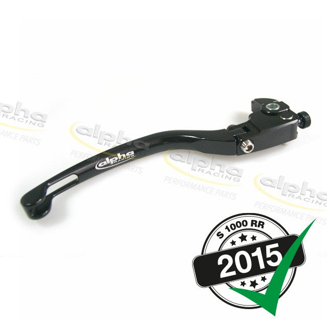 alpha Racing WSBK Long Brake Lever Assy. BMW S1000 RR/HP4 (2010-, 2015-)