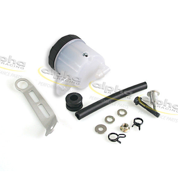alpha Racing 19RCS Brembo Remote Brake Reservoir BMW S1000 RR/HP4 (2010-, 2015-)