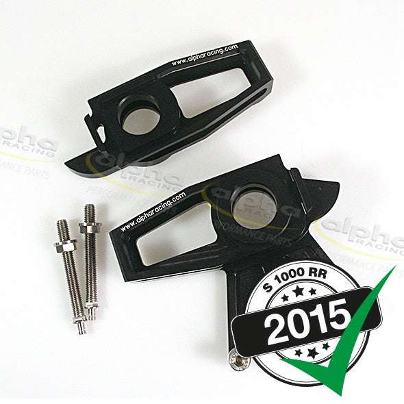 alpha Racing Rear Caliper WSBK Relocate Kit 84mm BMW S1000 RR/HP4 (2010-, 2015-)