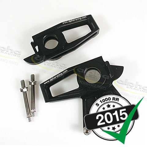 alpha Racing Rear Caliper WSBK Relocate Kit (84mm) BMW S1000RR/HP4 (2010-, 2015-)
