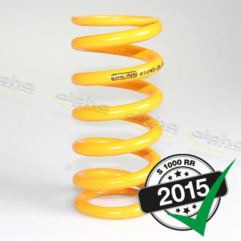 Öhlins Rear Spring 105 Nm OEM Shock BMW S1000 RR (2010-, 2015-)