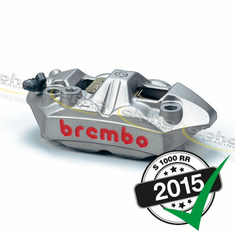 Brembo Calipers M4 34/34 Right/Left 108mm WSBK BMW S1000RR