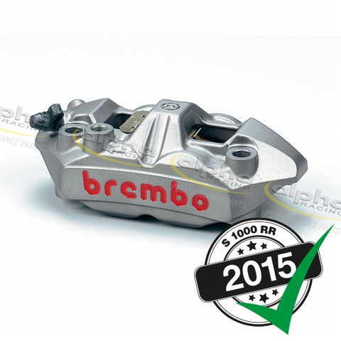 Brembo Caliper M4 34/34 Right/Left 100mm OEM BMW S1000RR