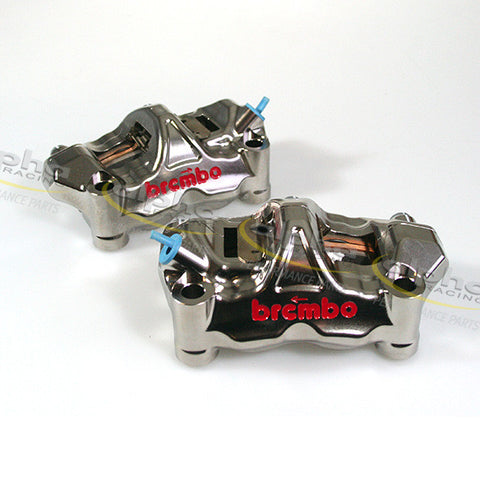 Brembo Brake Caliper Kit GP4 RX 100mm BMW S1000RR