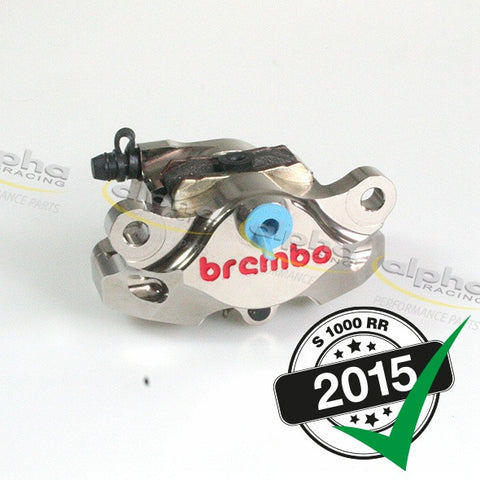 Brembo Rear Brake Caliper P2 34 BMW S1000 RR (2010-, 2015-)