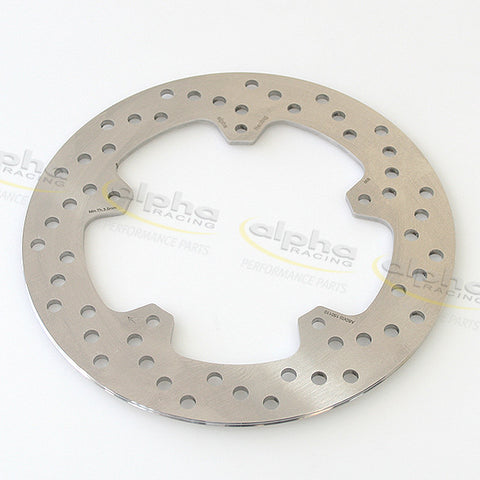 alpha Racing Rear Brake Disc 220 x 4.0mm EVO BWM S1000RR (OEM, Racing Wheels)