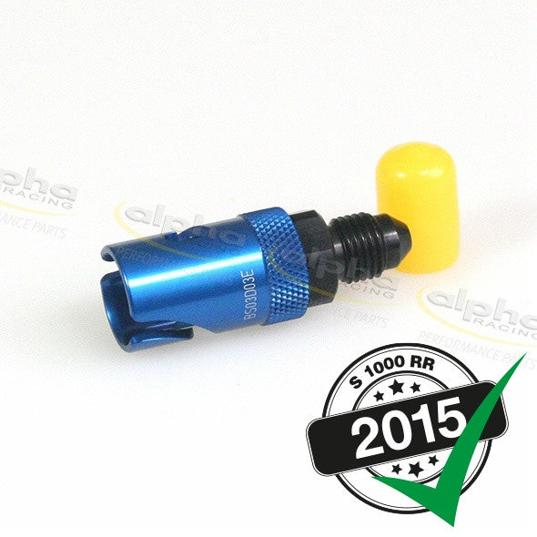 alpha Racing Blue Brake Bayonet Coupler S-Link NW 3.5mm BMW S1000 RR