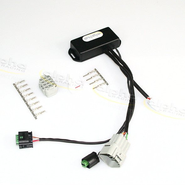 Bmw S1000rr Wiring Harness : Alpha racing dtc abs delete kit box for bmw s rr hp