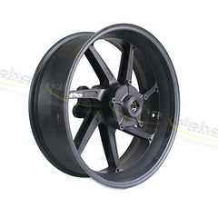"BMW Genuine HP4 Rear Wheel 6.0 x 17"" Black (2012-, 2015-)"