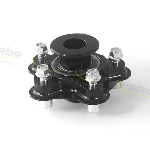 OZ Cattiva RS-A alpha Racing Billet Sprocket Carrier BMW S1000RR