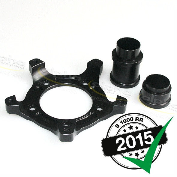 alpha Racing Install Kit for WSBK Chain Adjuster BMW S1000 RR/HP4 (2010-, 2015-)