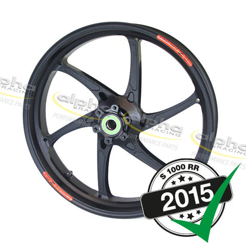 "OZ Racing Front Wheel, 3.5"" x 17"" Cattiva RS-A, BMW S1000 RR"