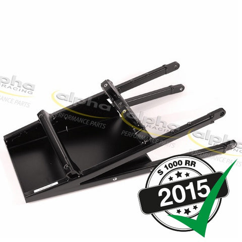 alpha Racing Aluminum WSBK Short Subframe BMW S1000RR/HP4 (2010-, 2015-)